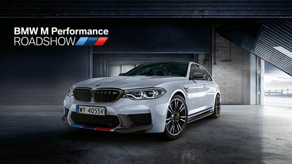 BMW M Performance Roadshow 2018